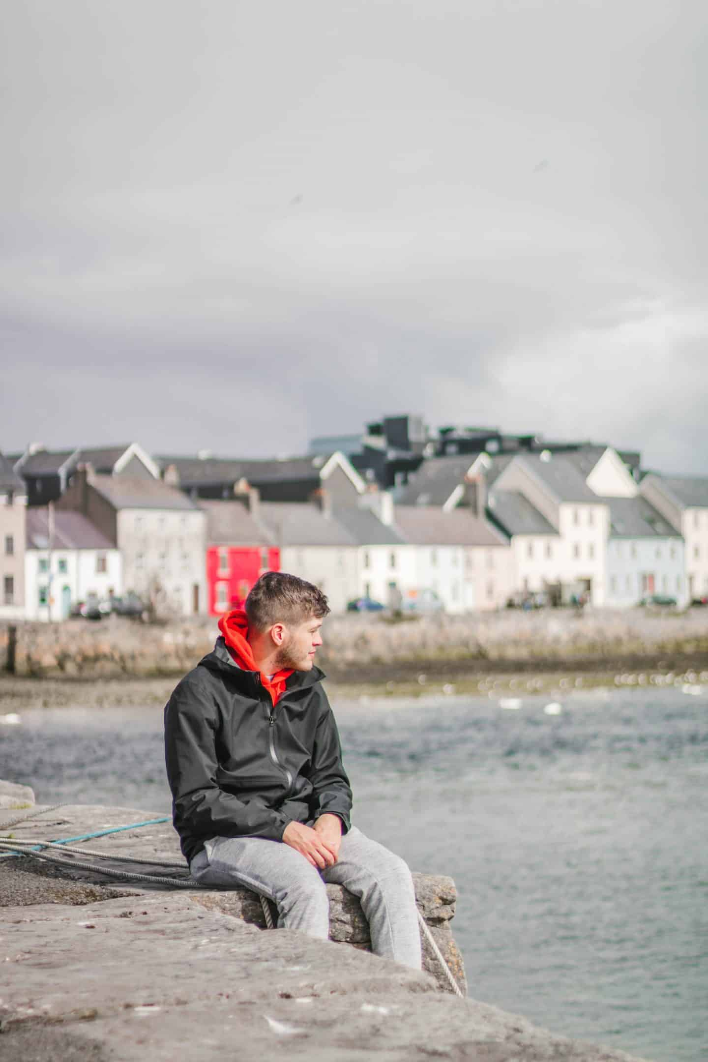 Galway is one of the coolest cities for your Ireland road trip