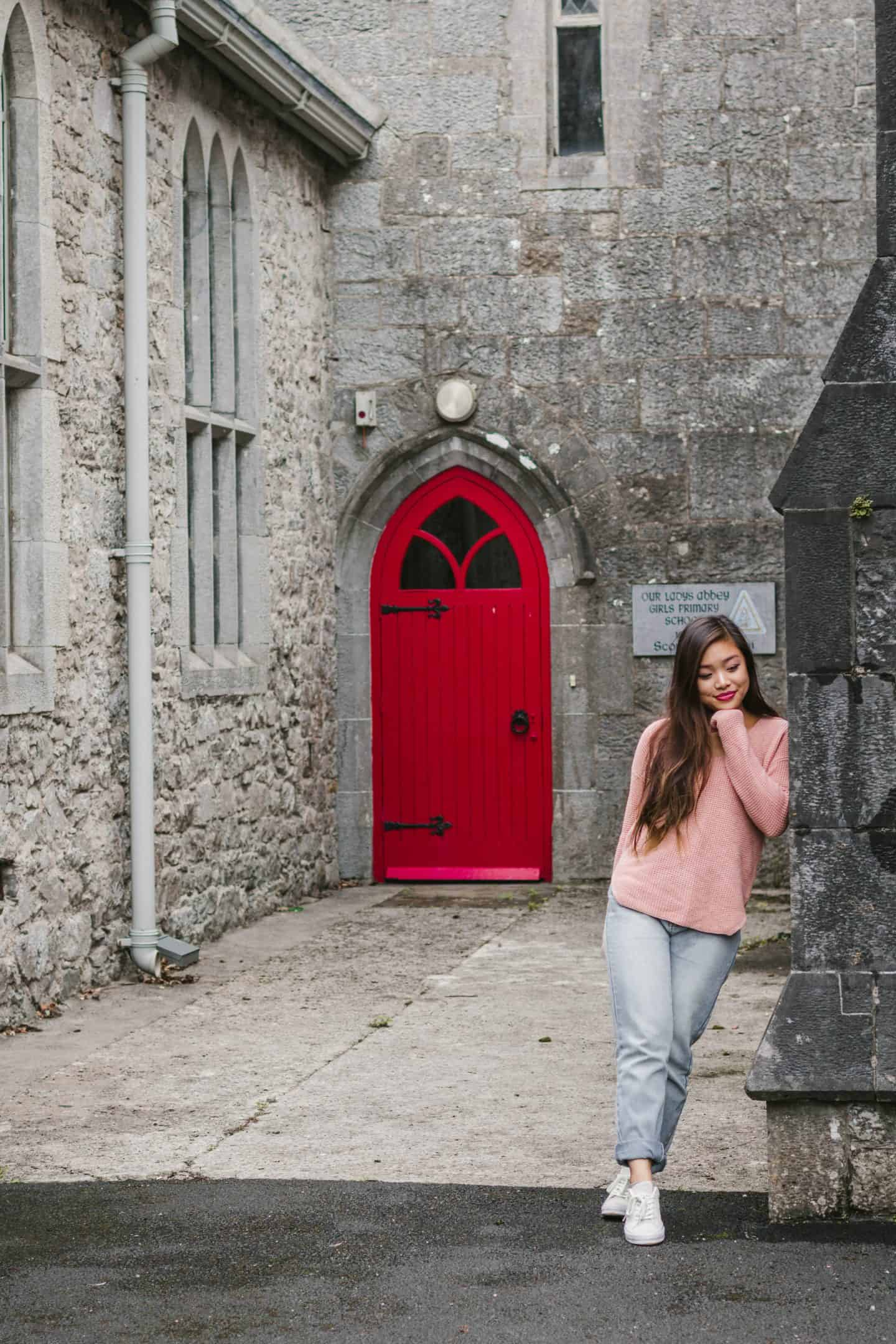 The Village of Adare is known as the prettiest town in Ireland