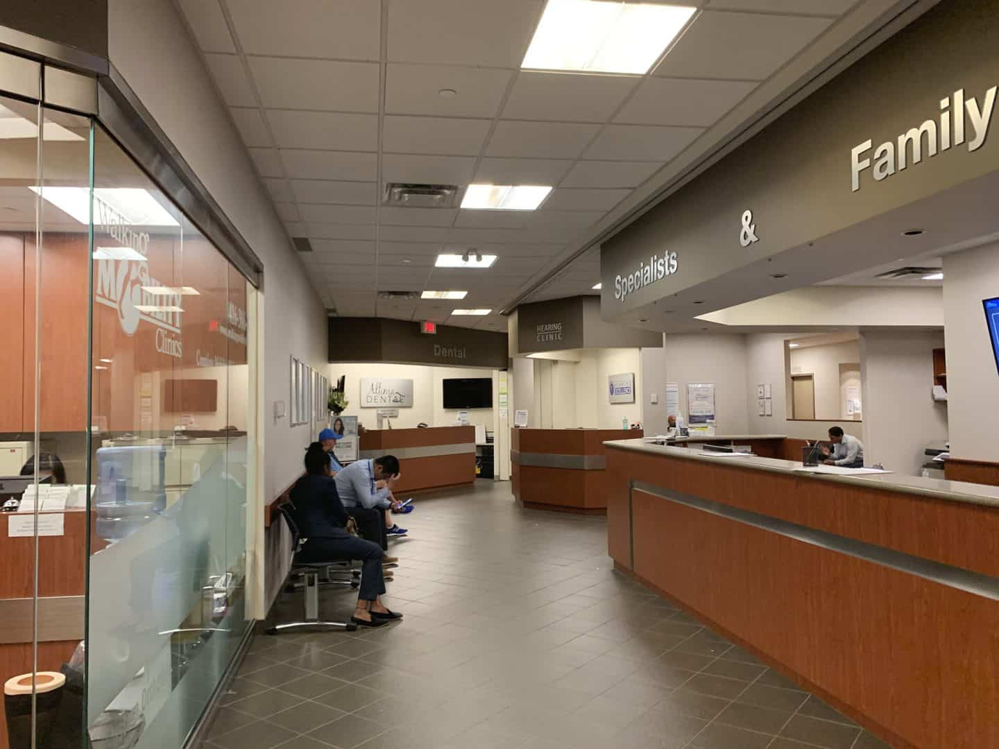 The Altima Dental office at RBC Centre in Toronto