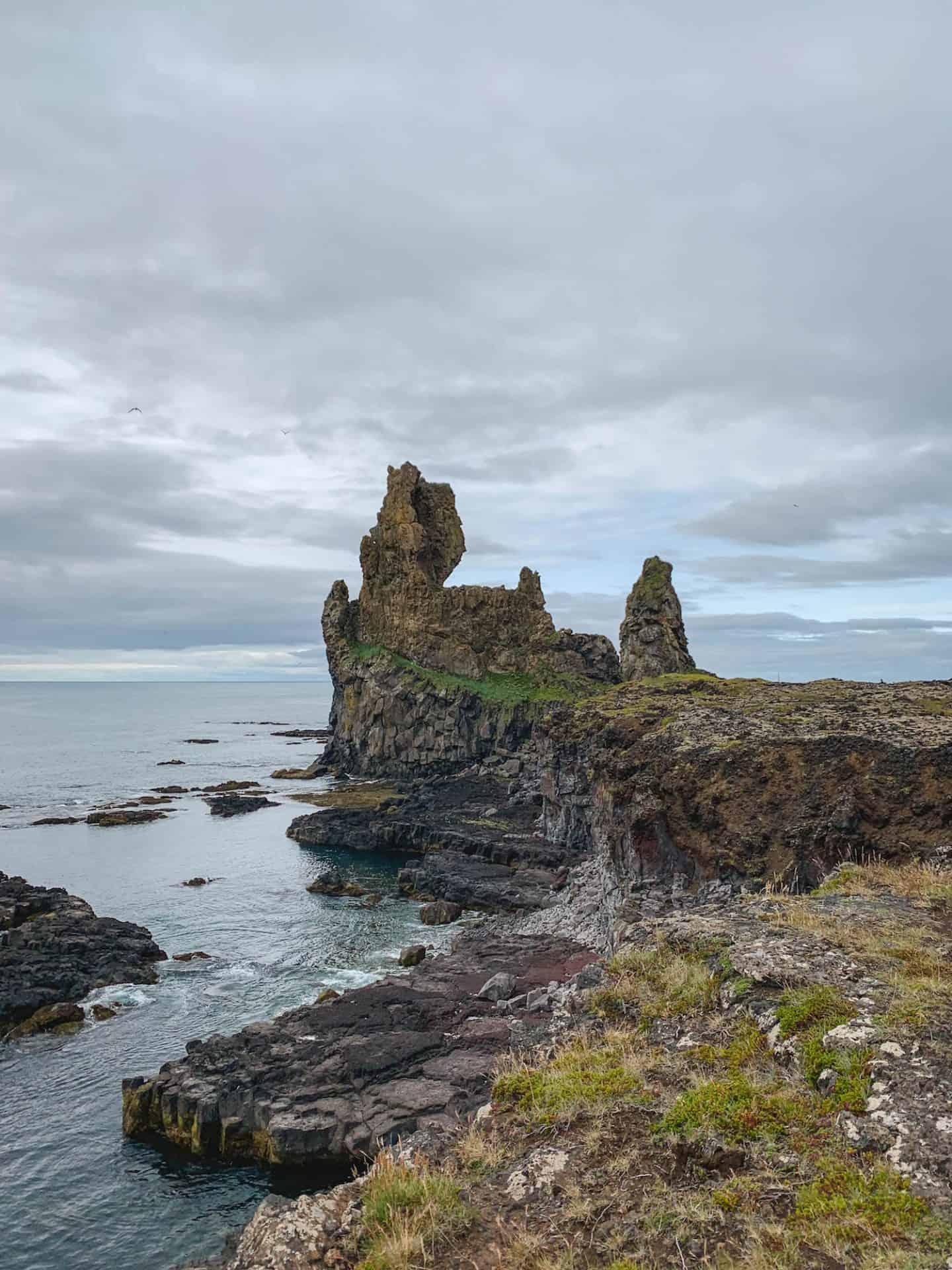 Snæfellsjökull National Park in Iceland