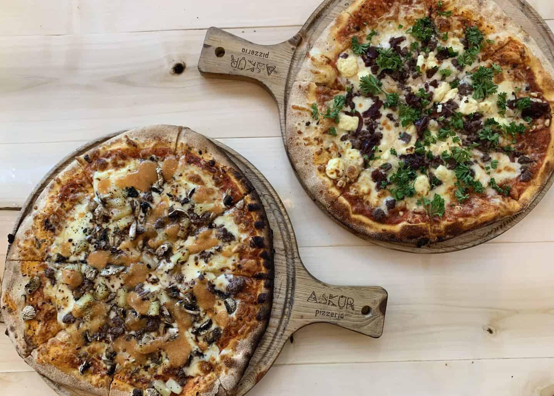Askur Pizzeria is one of the best restaurants to visit in Egilstaddir, Iceland