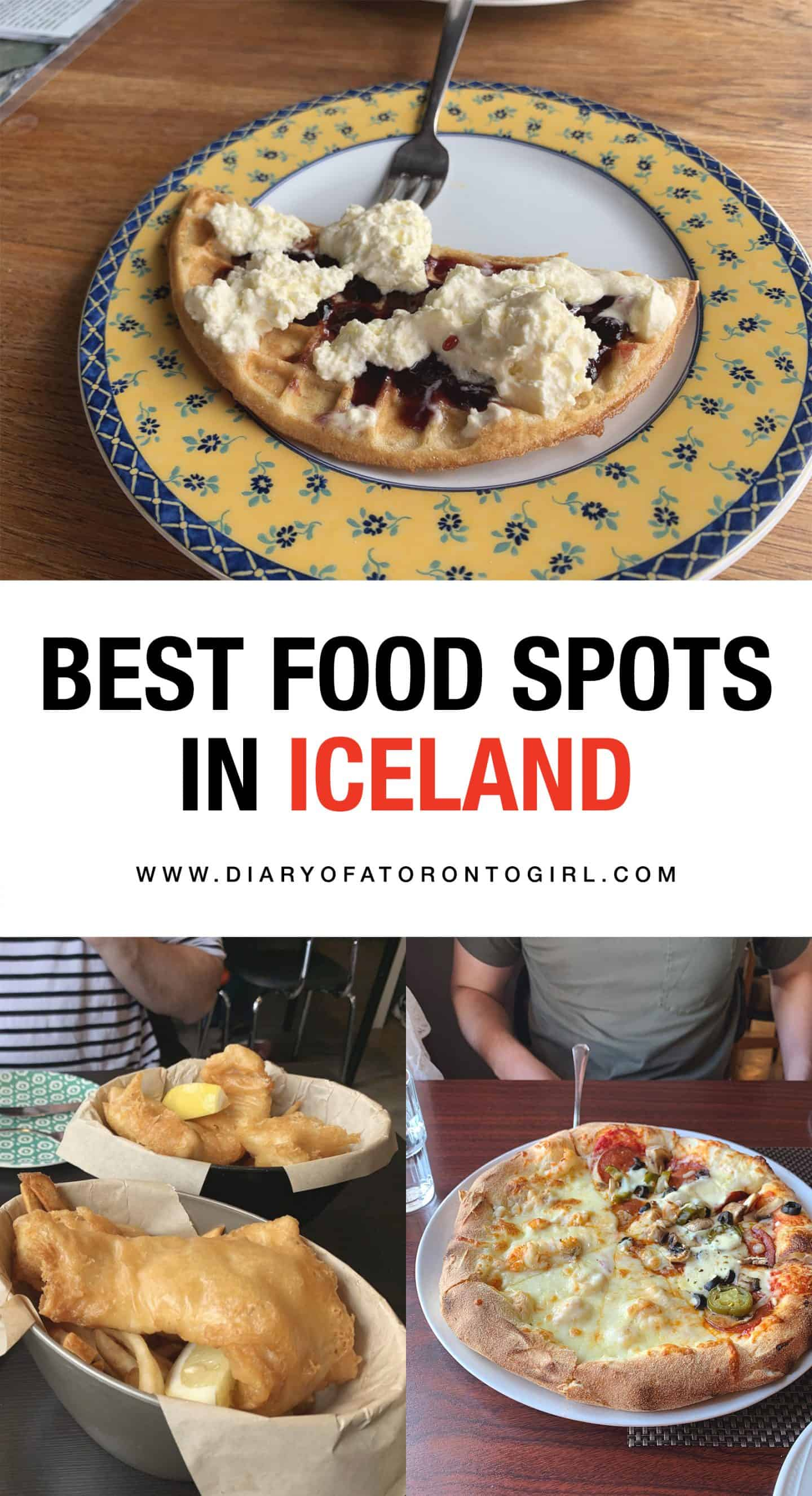 While Iceland is known more for their incredible landscapes, they have a fantastic food scene. Here are the best restaurants and food spots to visit all over Iceland, from Reykjavik and beyond!