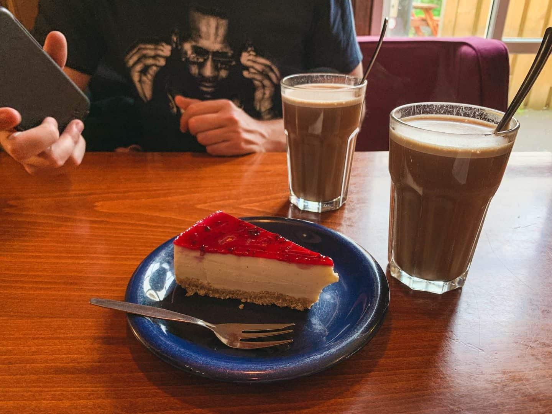 Café Babalú in Reykjavik, Iceland