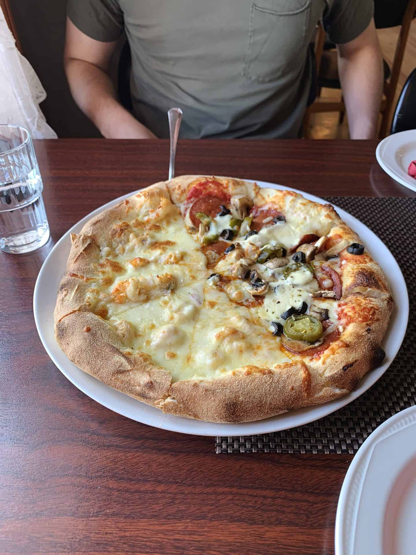Café Riis Restaurant & Pizzeria serves up some of the best pizza in the Westfjords of Iceland