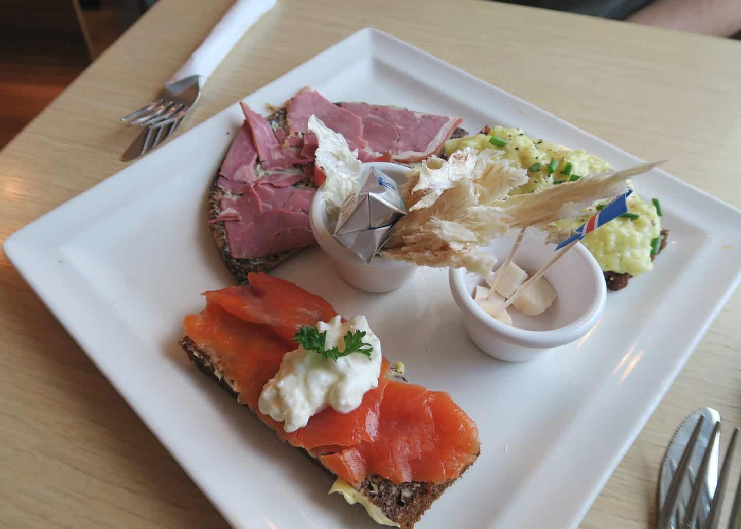 Café Loki is one of the best restaurants to visit in Reykjavik, Iceland