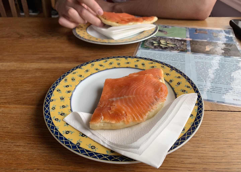 Franska kaffihúsið serves up delicious food in the Westfjords