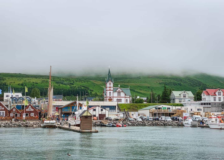 Húsavík, North Iceland