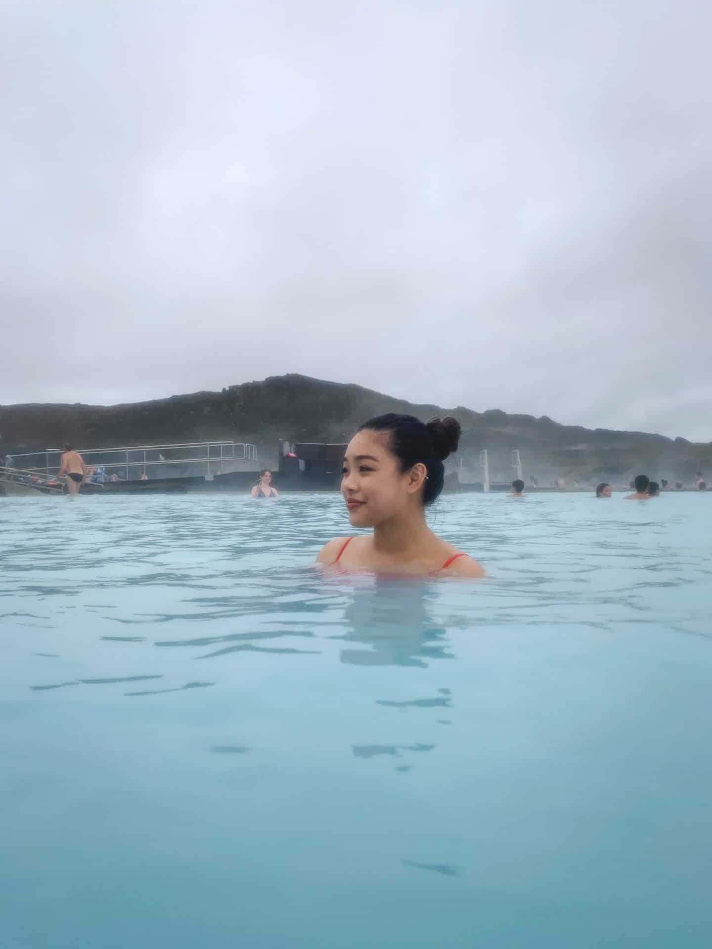 Mývatn Nature Baths in Myvatn, Iceland