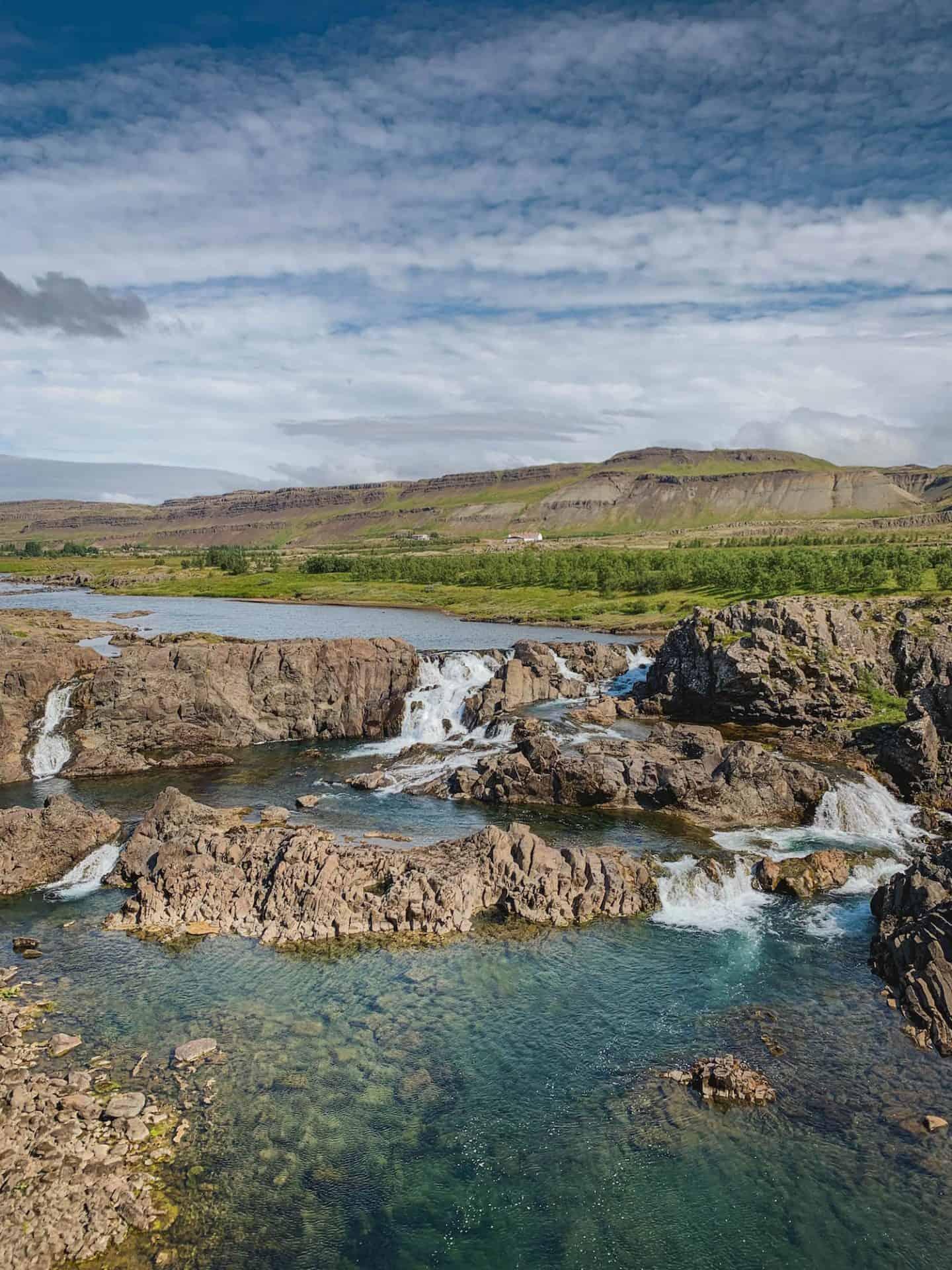 Bogarnes, Iceland