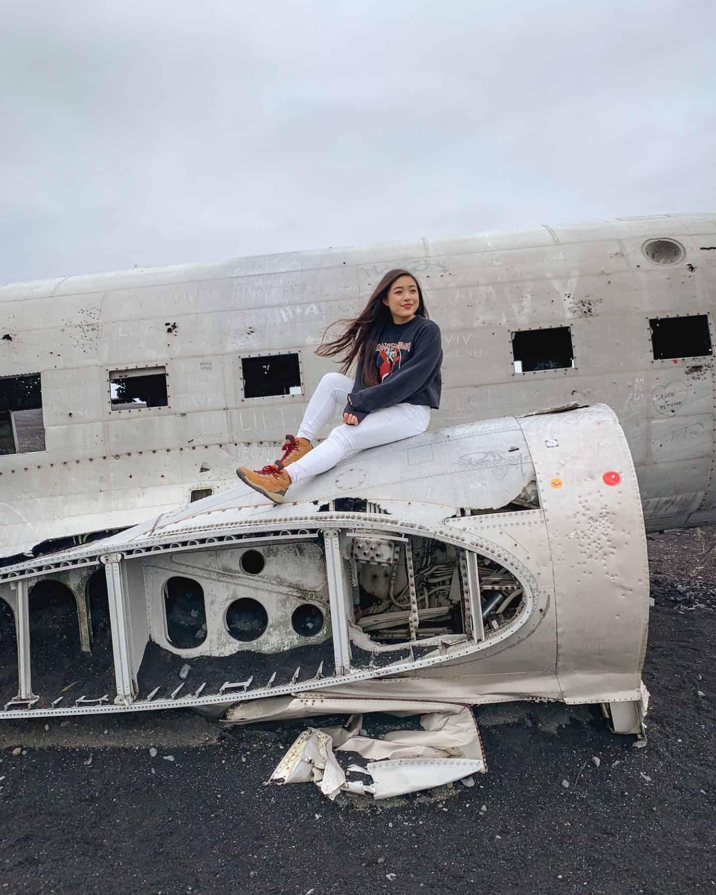 Sólheimasandur Plane Wreckage along the Iceland Ring Road