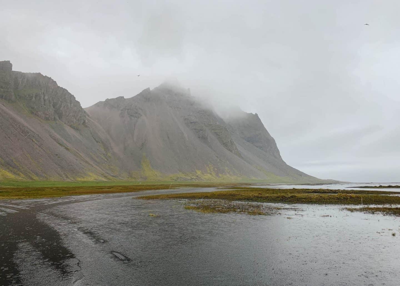 Vestrahorn Mountain & Stokksness Beach in Iceland