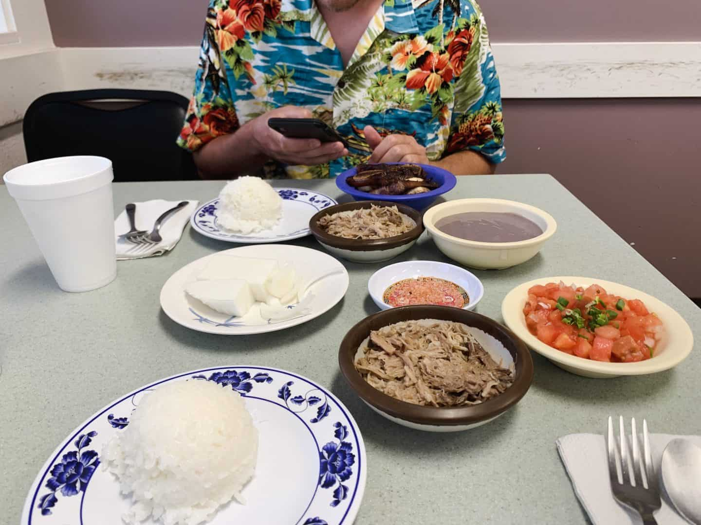 Helena's Hawaiian Food is one of the most unique restaurants to add to your Oahu itinerary