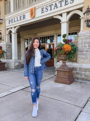 Peller Estates Winery in Niagara-on-the-Lake, Ontario