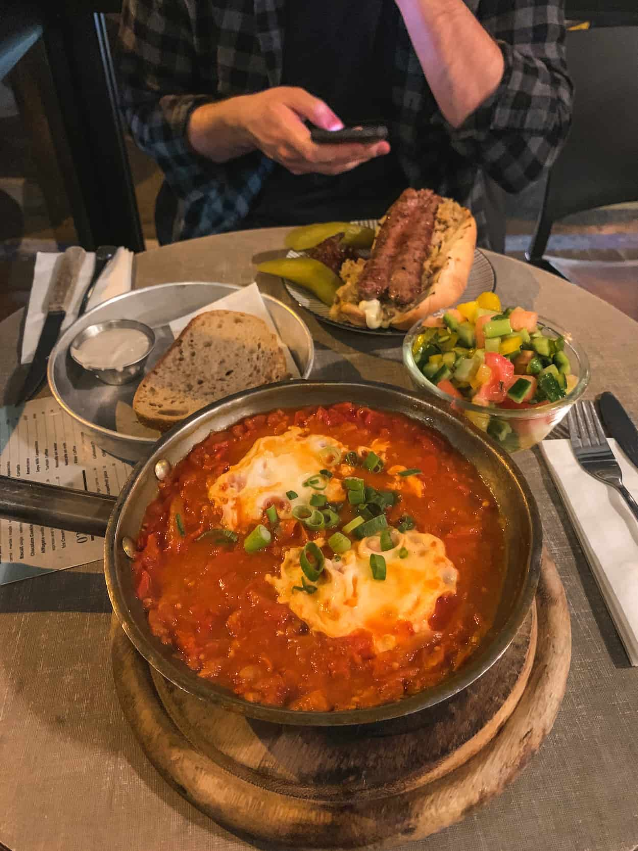 The best restaurants to visit in Tel Aviv, Israel, including all the top spots to eat and drink!