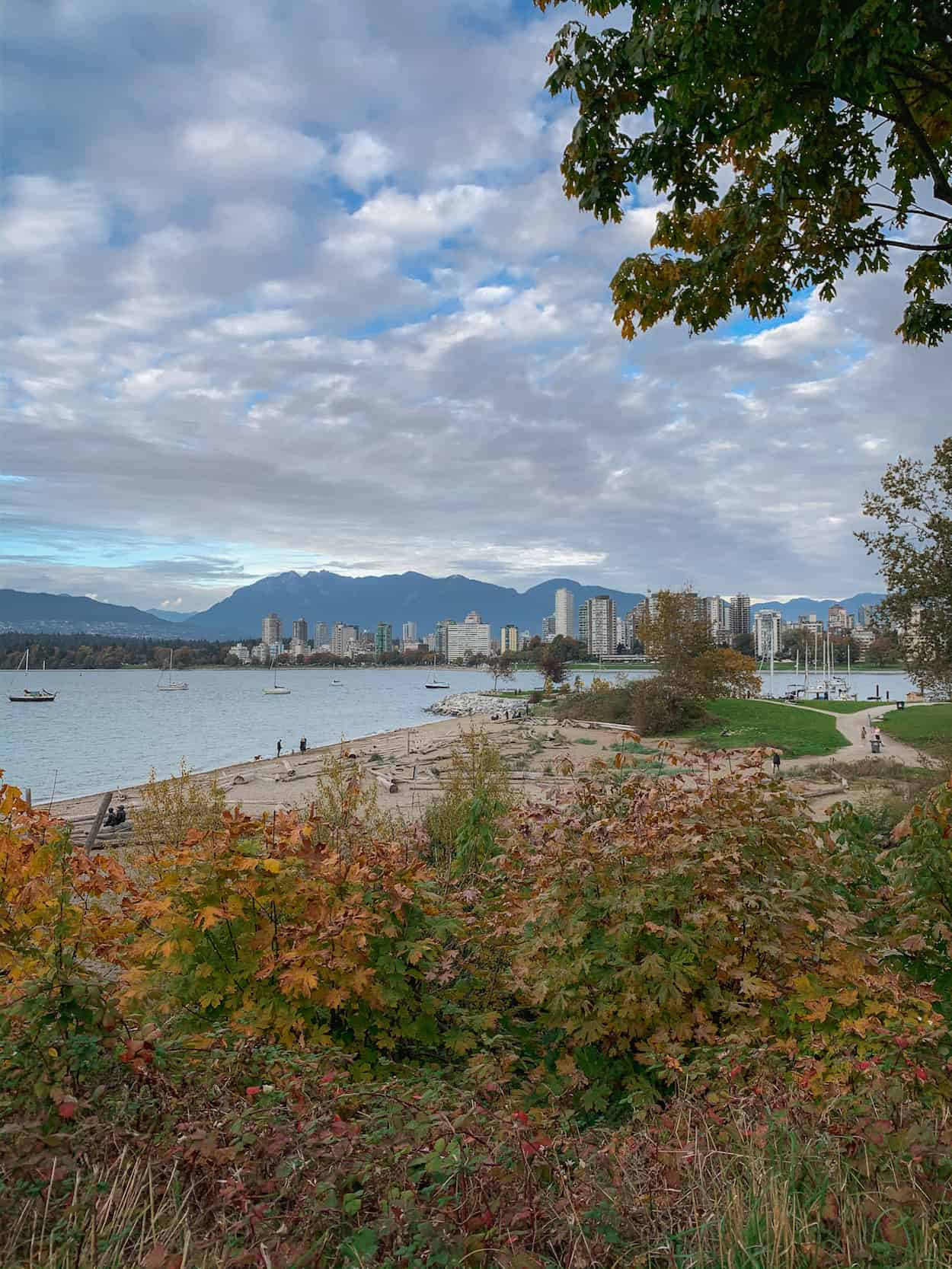 Hadden Park in Vancouver, British Columbia