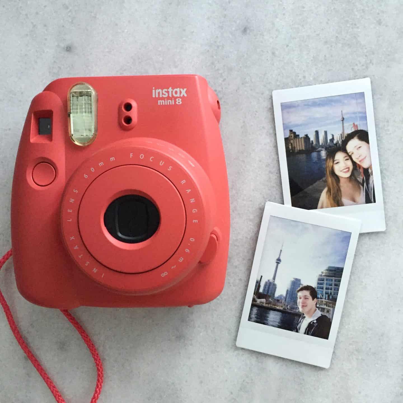 Fujifilm polaroid photos