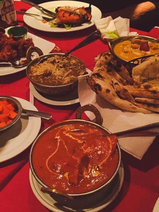 5 Best Indian Restaurants in Toronto