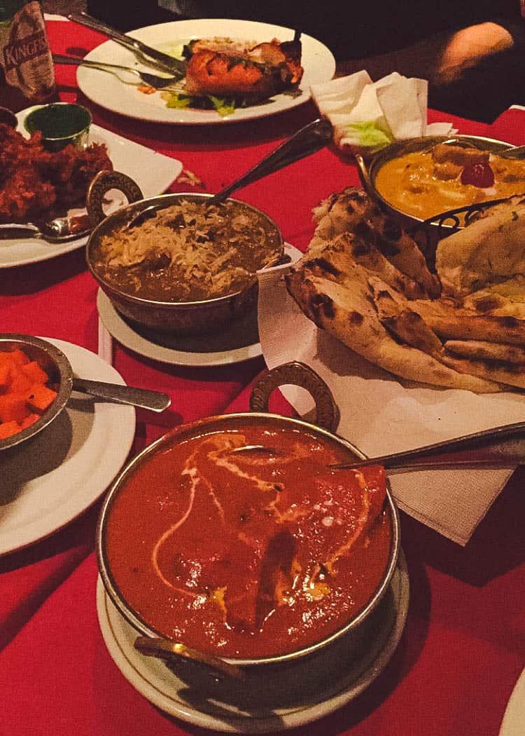 Little India Restaurant in Toronto