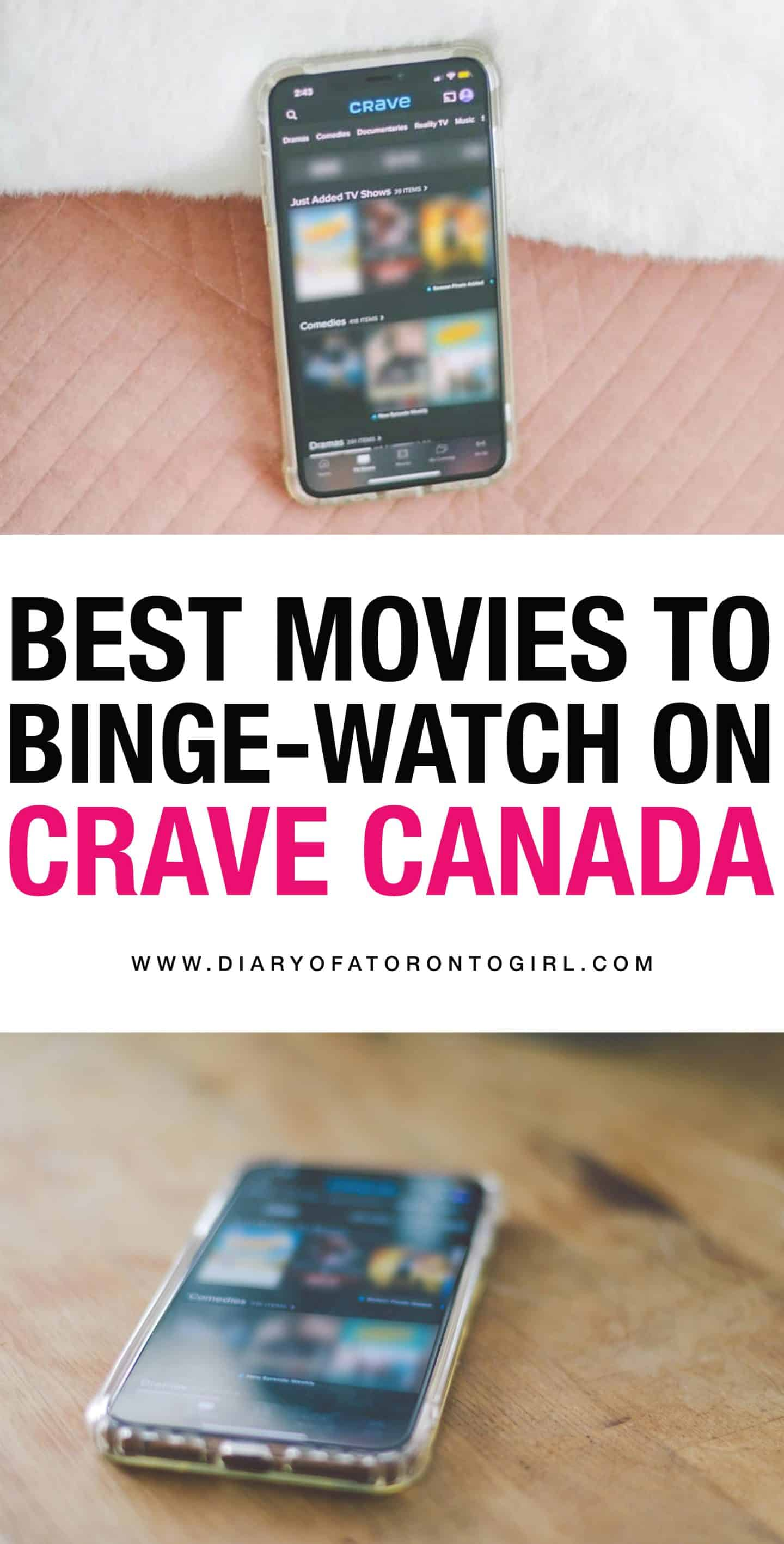 Looking for the best movies to watch on Crave? Here are some of the best films to binge-watch on Crave Canada for your movie marathon!
