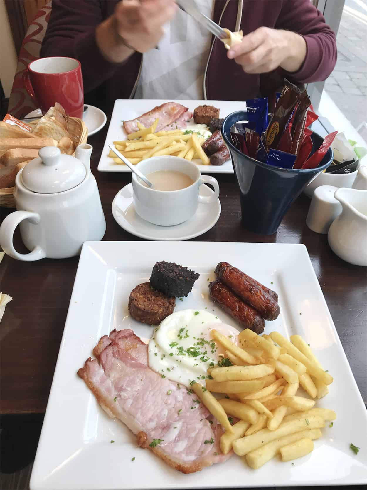 Camo's Restaurant, Ireland