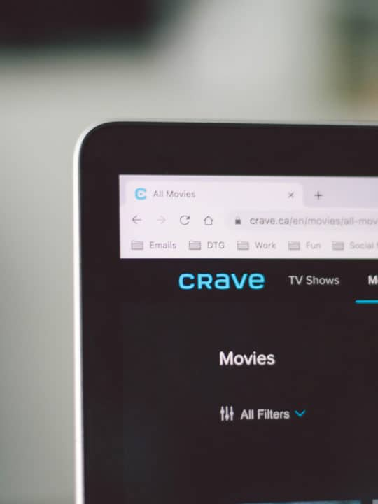 50 Best Movies on Crave Canada