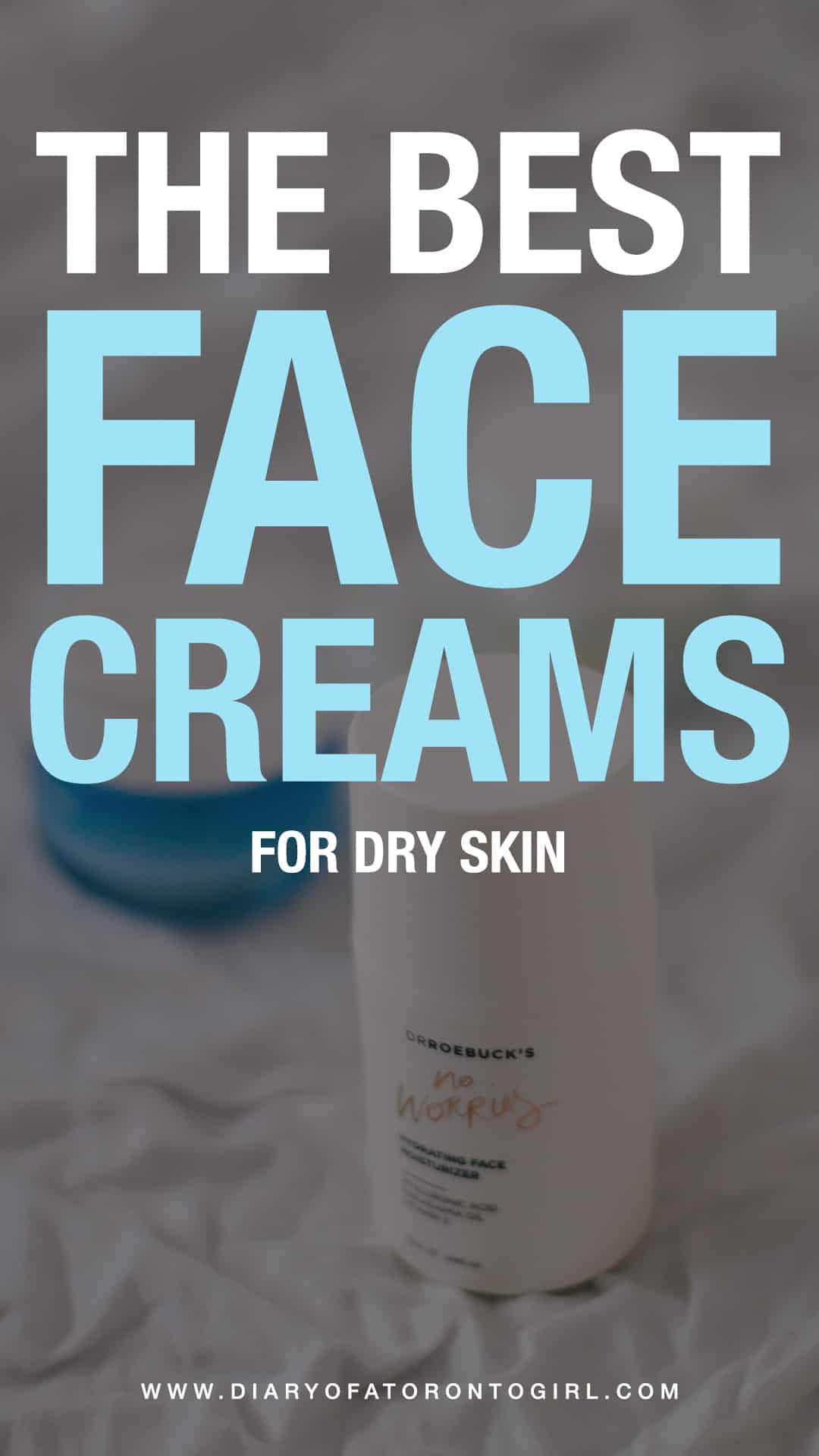 Struggling with dry skin? Here are some of the best face creams and moisturizers to help hydrate your skin! If you suffer from eczema, these creams are especially helpful.
