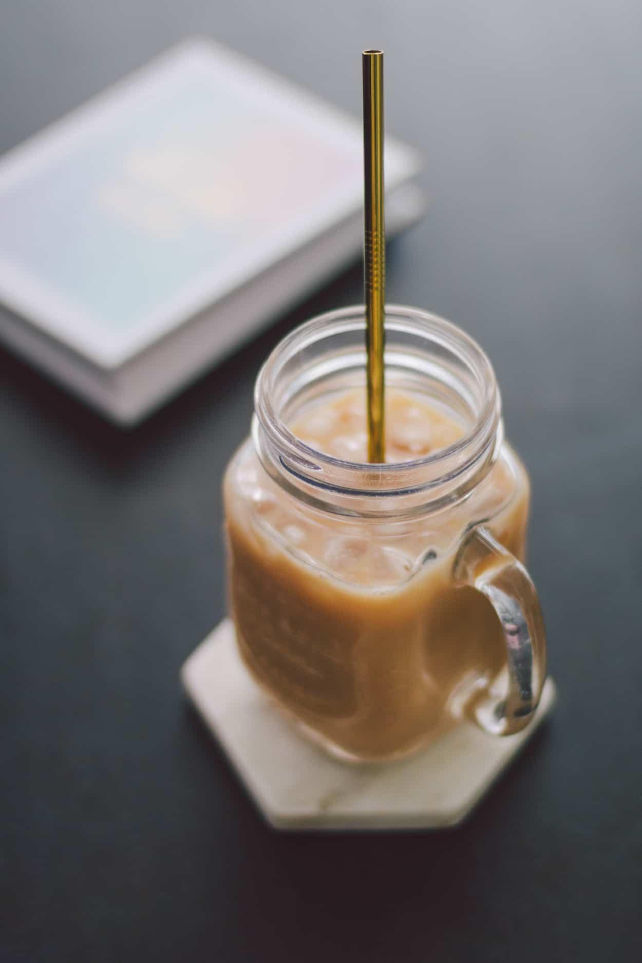 Hong Kong iced milk tea