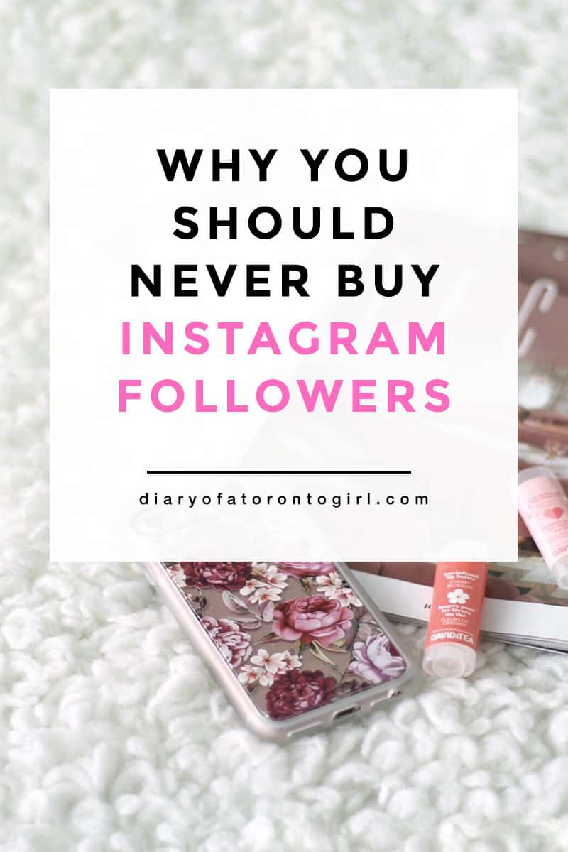 Buying Instagram followers can be detrimental to your account in many ways. Here's why you should never buy Instagram followers!