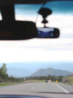 Road trip in British Columbia