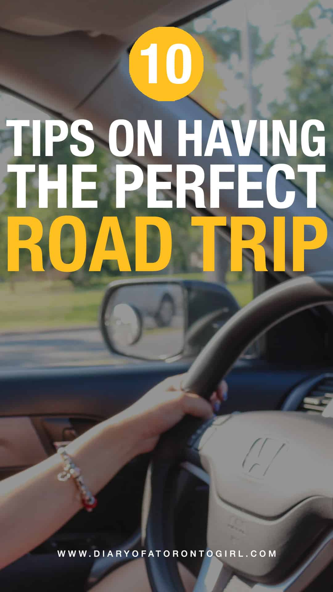 Looking for road trip tips to make the most of your getaway? Here are some hacks to make your road trip more comfortable and enjoyable!