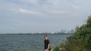 Tommy Thompson Park in Toronto, Ontario