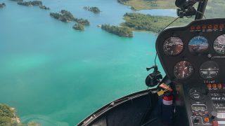 1000 Islands Helicopter Tours in Gananoque, Ontario