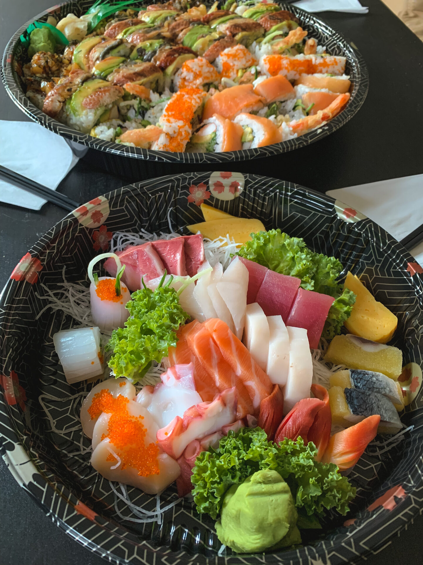 Ginza Sushi Express in Richmond Hill, Ontario