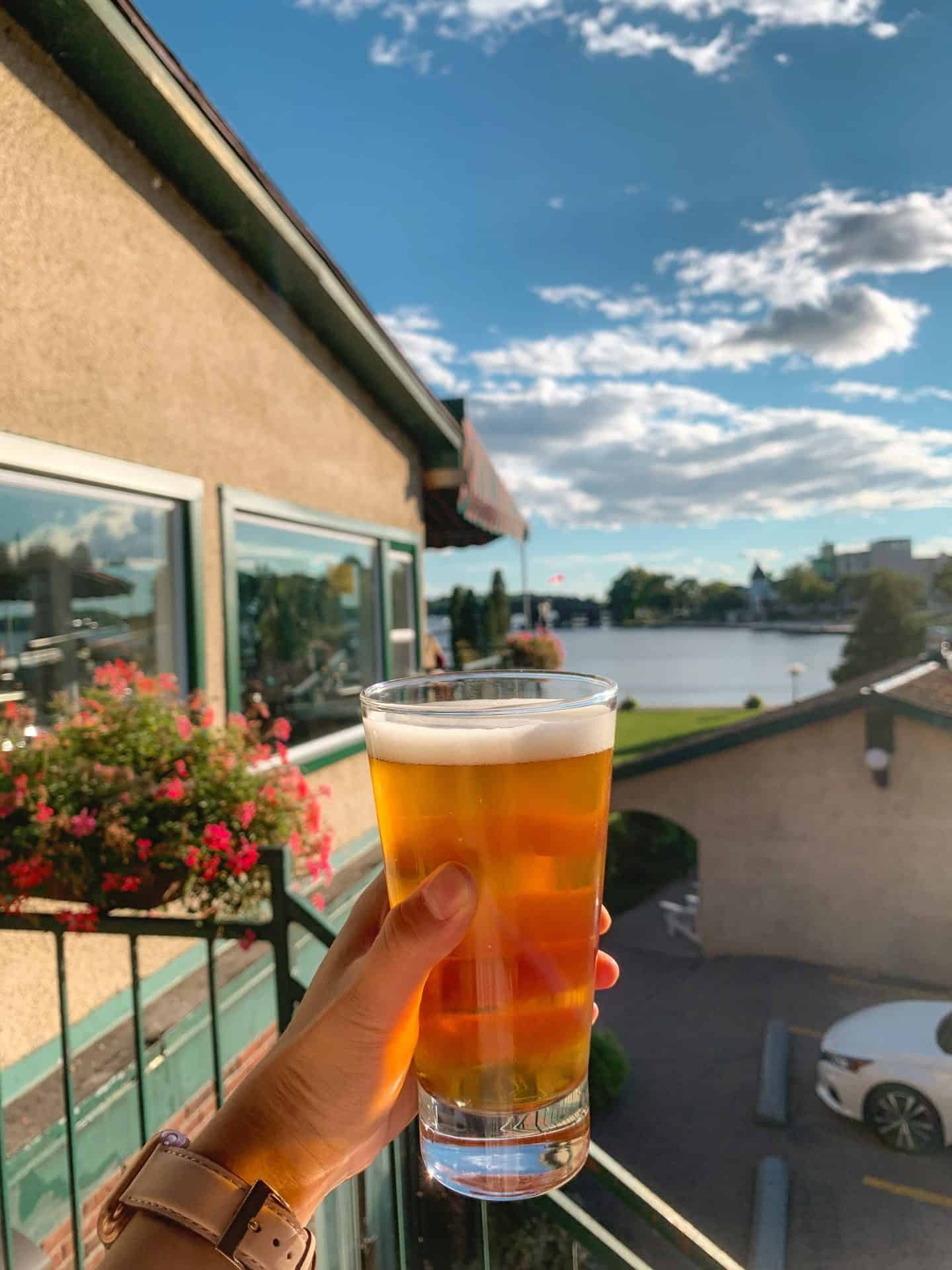 Muskie Jake's Tap & Grill in Gananoque, Ontario
