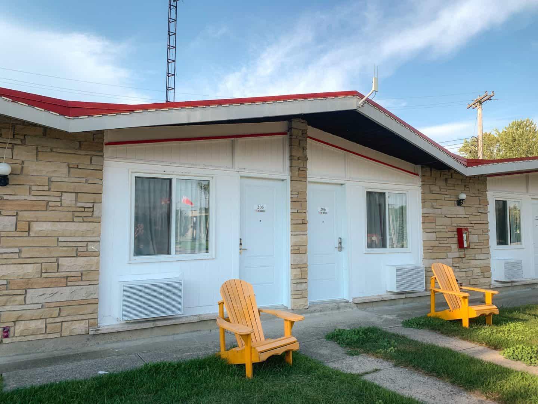 Ramada by Wyndham Gananoque Provincial Inn at the 1000 Islands in Ontario, Canada