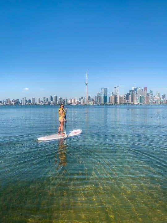 5 Best Water Activities in Toronto