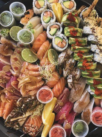 Sushi Aoi in Richmond Hill, Ontario