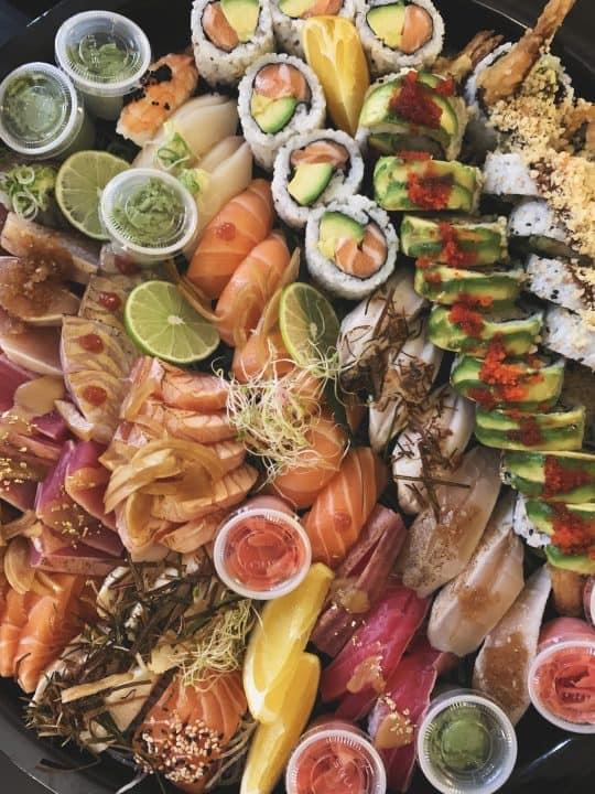 7 Best Sushi Restaurants in Markham