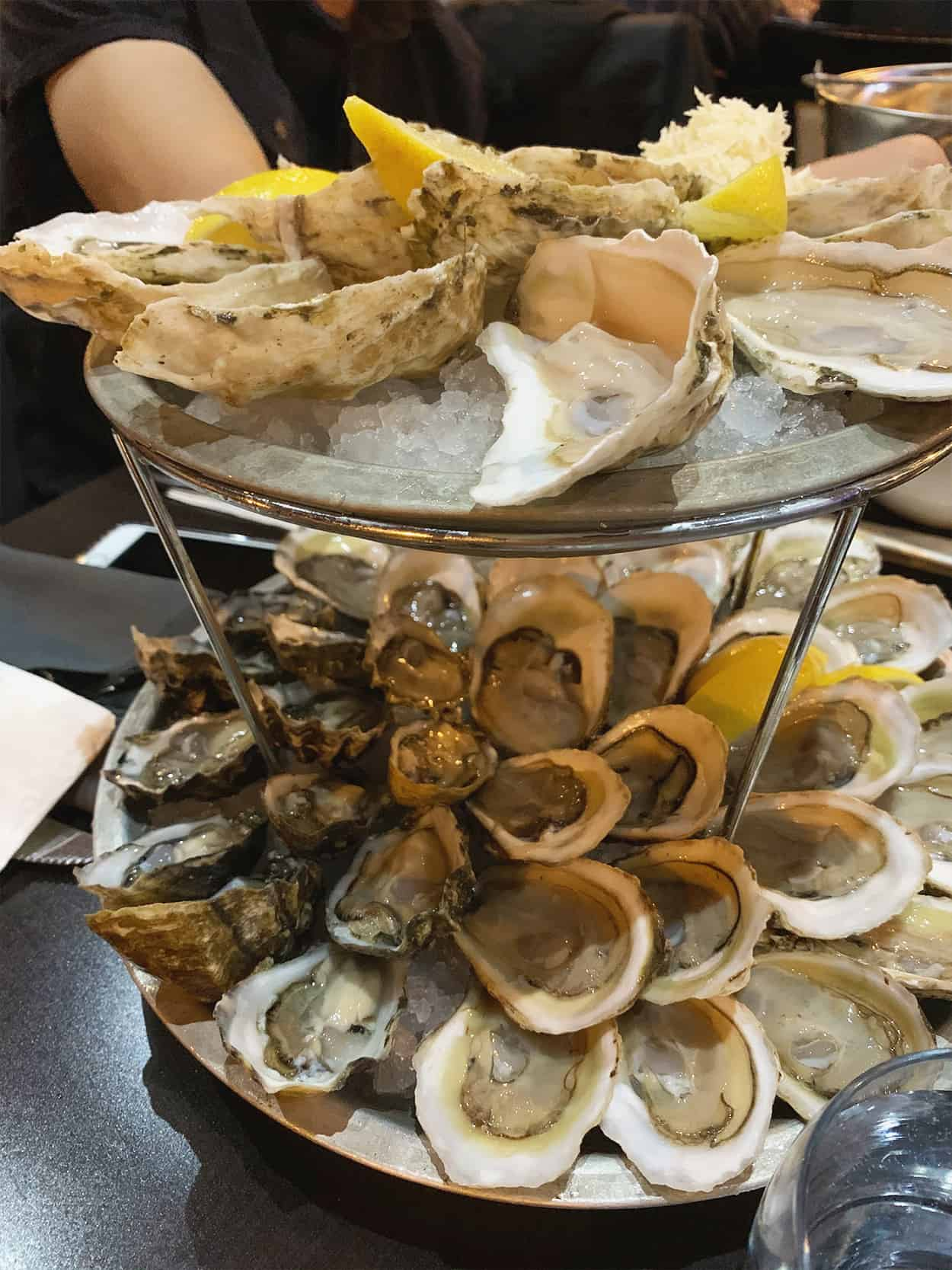 Diana's Oyster Bar in Markham, Ontario