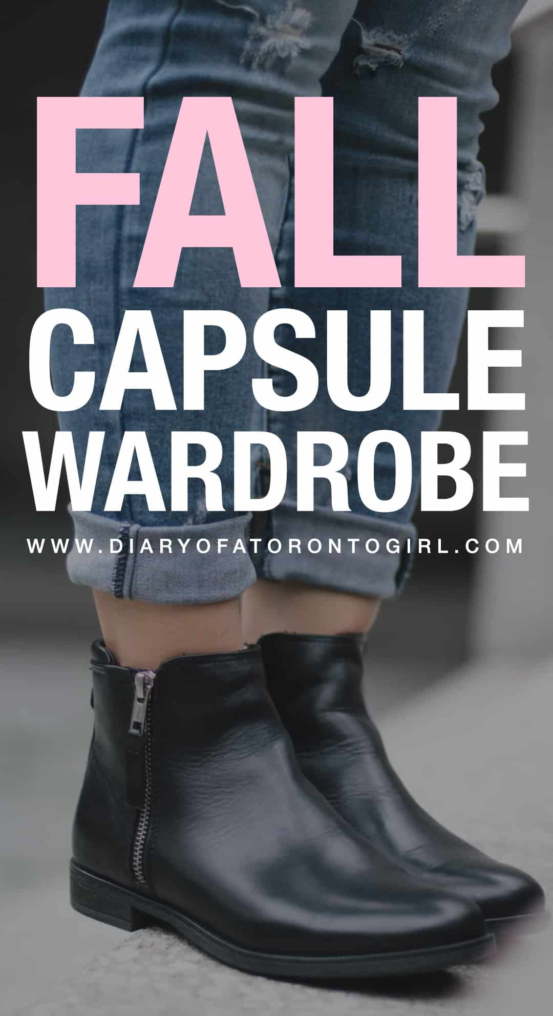 Fall capsule wardrobe essentials you absolutely need in your closet. These timeless staples will be endless pieces you can keep in your closet for every autumn season!