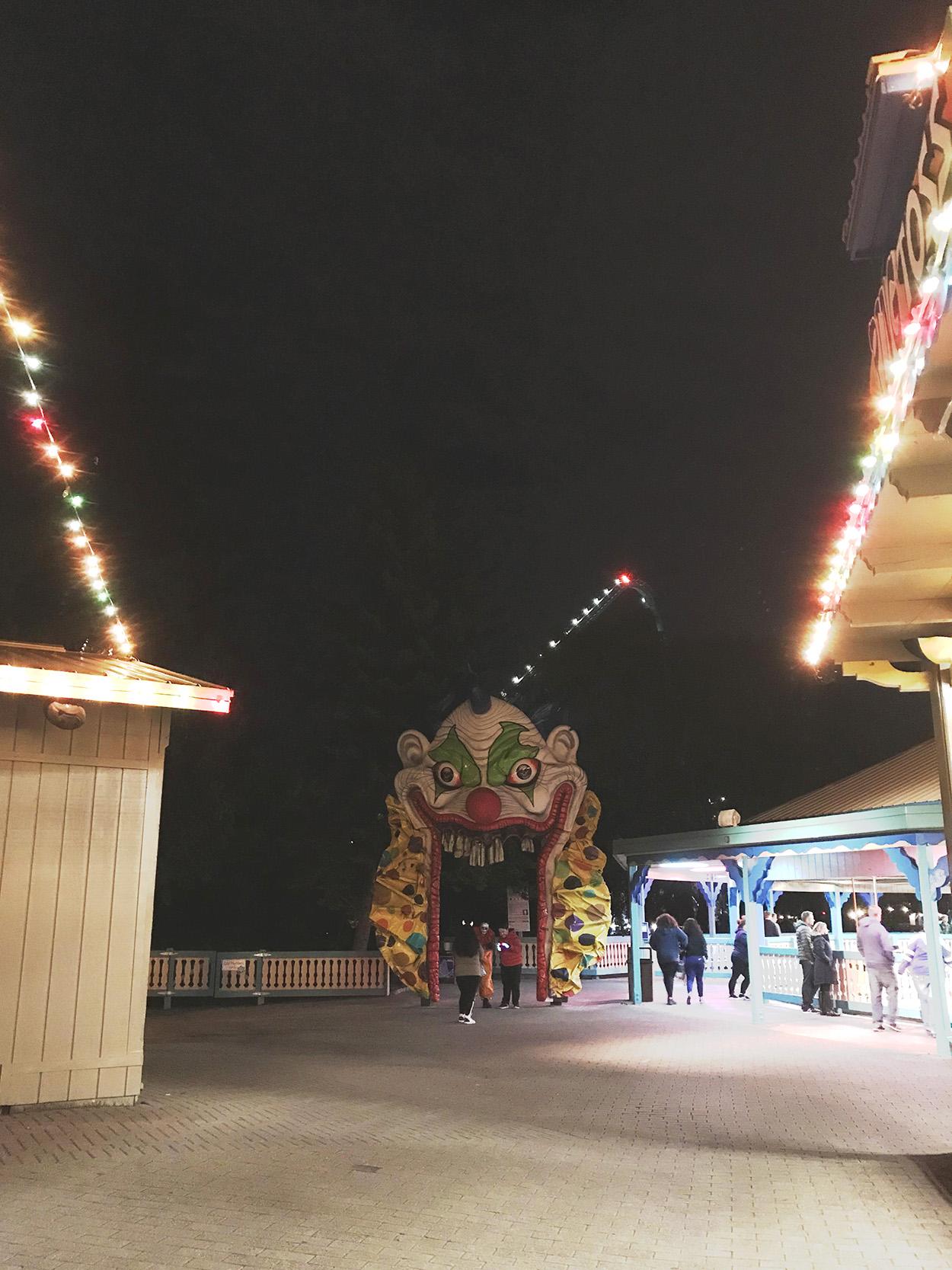 Halloween Haunt at Canada's Wonderland in Vaughan, Ontario