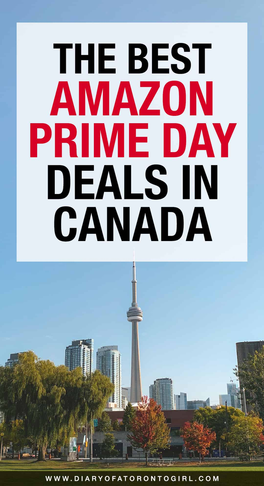 The best Amazon Prime Day 2020 deals to shop in Canada!