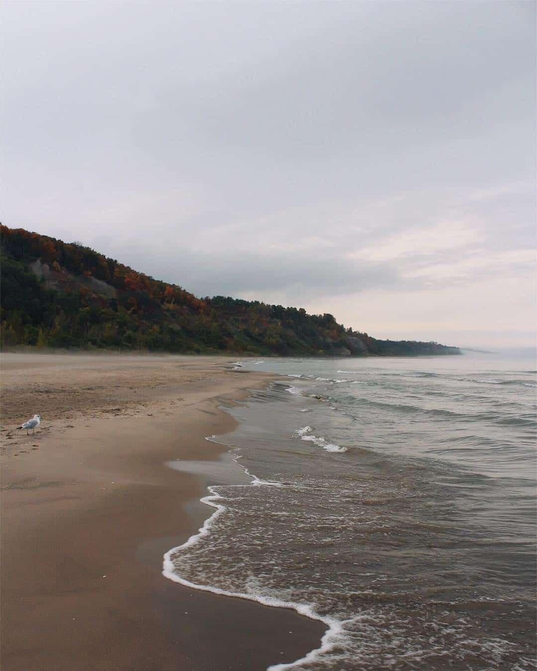Scarborough Bluffs, Ontario
