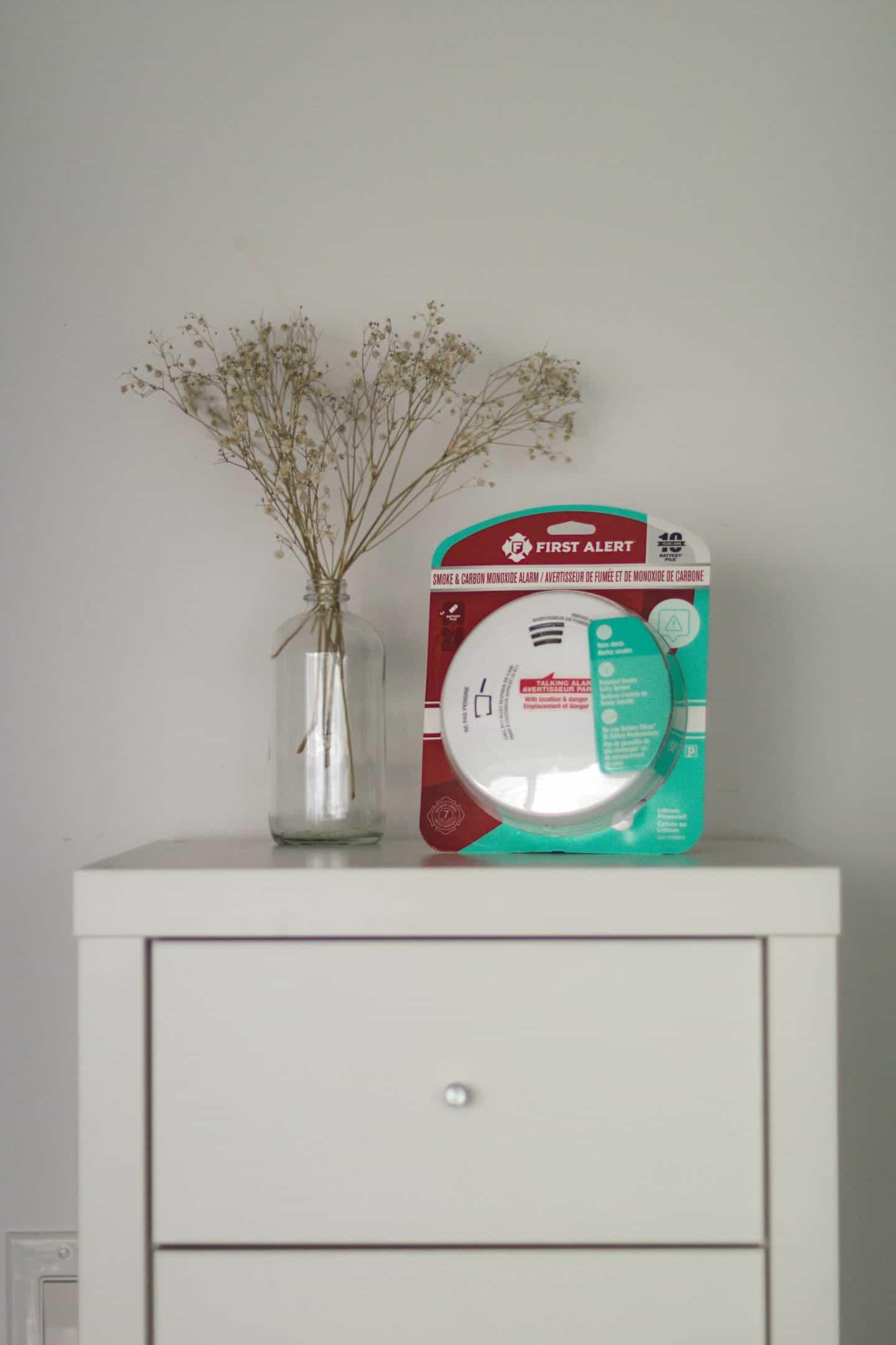 First Alert Combination Smoke and Carbon Monoxide Alarm