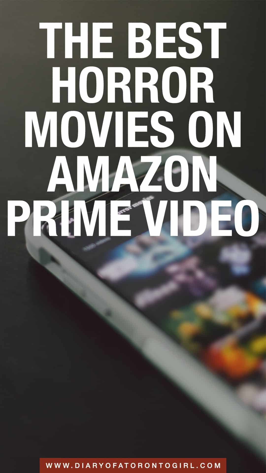 Looking for things to watch on Amazon Prime Video? Here are the best horror movies on Amazon Prime Video Canada for Canadians to binge-watch, whether you're into creepy thrillers, gory slashers, or supernatural horrors!