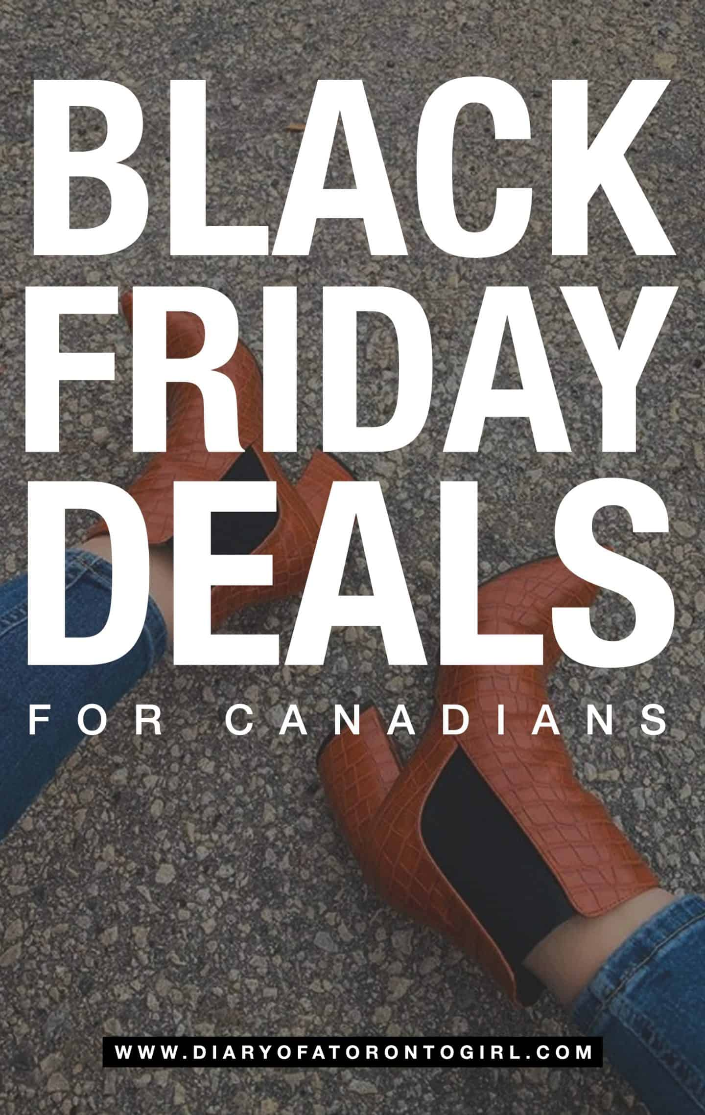 The best Black Friday deals in Canada to shop, so you can get an early start on your holiday gift shopping (or just pick up things you need yourself).
