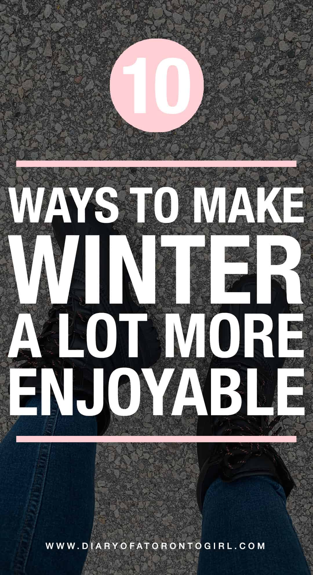 How to make winter more enjoyable (or at least bearable), so you can spend less time hating the cold weather and more time doing fun wintery stuff.
