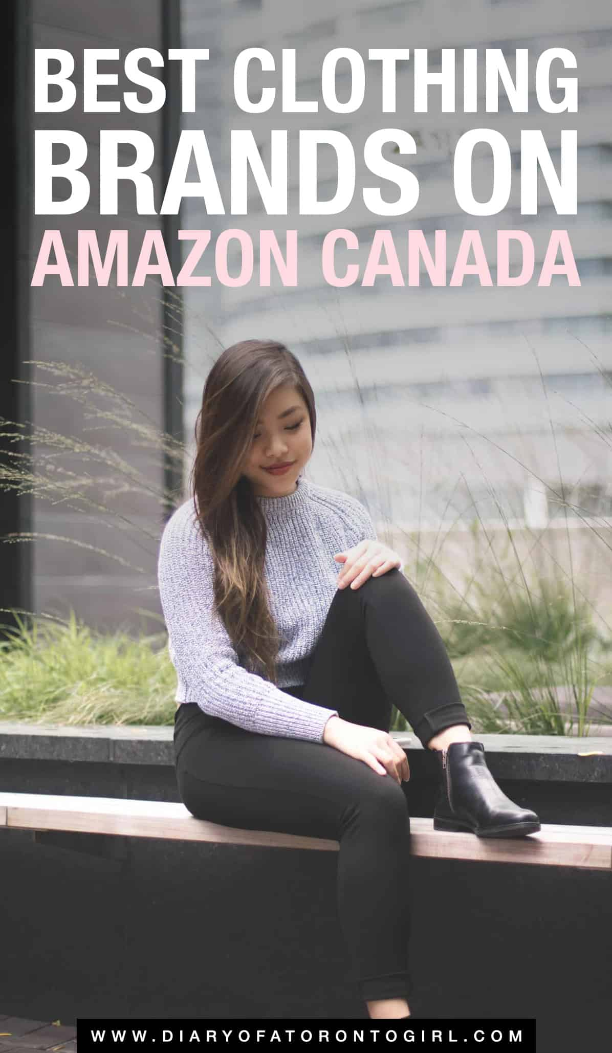 The best clothing brands to shop on Amazon Canada, from actual Amazon fashion brands to popular clothing brands!