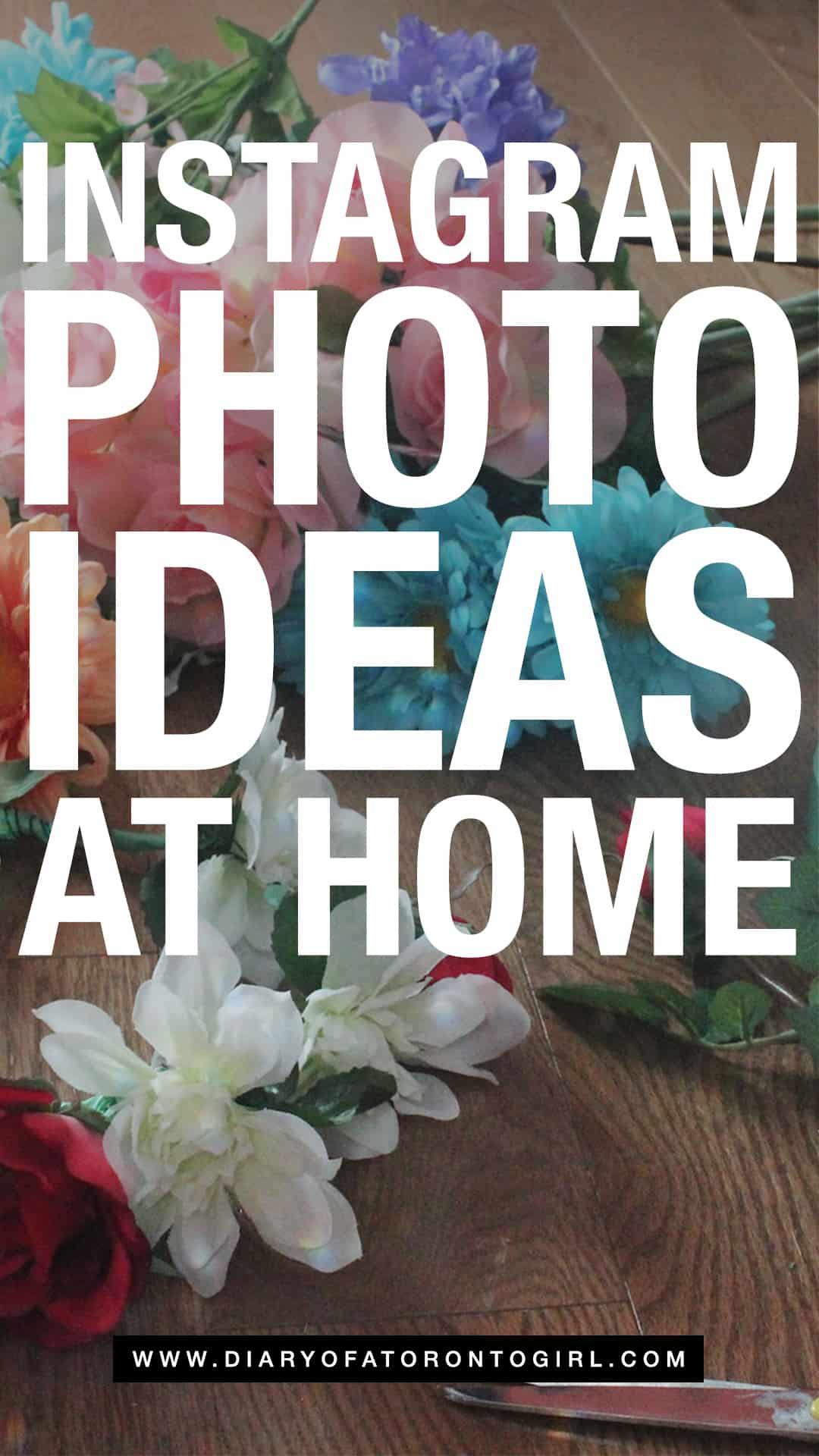 You don't have to leave the house to get creative or to shoot content – here are some fun, creative, and realistic home photoshoot ideas for Instagram!