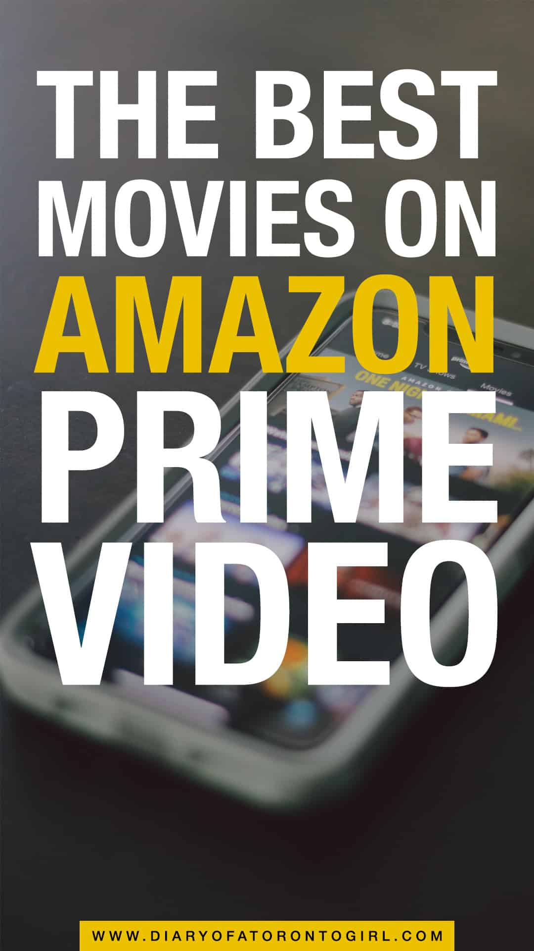Looking for things to watch on Amazon Prime Video in Canada? Here are some of the best movies and films to binge-watch for my fellow Canadians, no matter what genres you're into!
